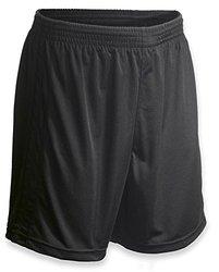 Vizari Trento Soccer Shorts, Black, Youth Senior
