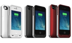 Mophie Juice Pack Air iPhone 4/4s Portable Charging Case - Black