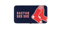 Liitlearth Women's MLB Boston Red Sox Shell Mesh Wallet