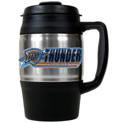 Great American NBA Oklahoma City Thunder Macho Travel Mug - 34oz