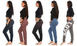 5 Pack Women's Long Pant Mystery Deal - Size: Small