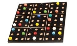 Sudoku Puzzle Set: Rainbow