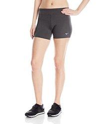 Mizuno Women's Zephyr Running Short Tights - Turbulence - Size: Medium