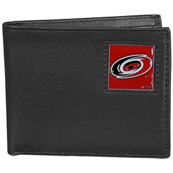 Siskiyou NHL Carolina Hurricanes Wallet Packaged in Gift Box - Black