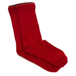 Goodhew Women's Skinny Minnie Socks, Ruby, Medium/Large