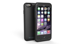 PowerBot MFI Battery Charging Case for iPhone: 6 Plus/6s Plus - Black