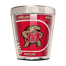 Maryland 3pc Acrylic and Stainless Shot Glass Set