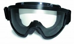 Global Vision Wind-Shield Anti-Fog Safety Goggles - Clear