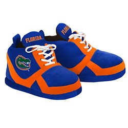 NCAA Florida Gators Sneaker Slipper - Blue Size: Large,