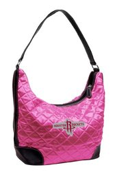 NBA Houston Rockets Quilted Hobo - Pink