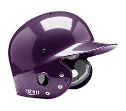 Schutt Sports Senior AIR PRO MAXX T Batter's Helmet - Purple