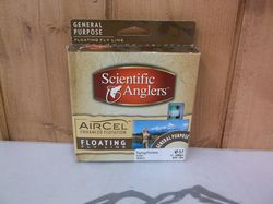 Scientific Anglers Air Cel Floating Fly Line - Light Green