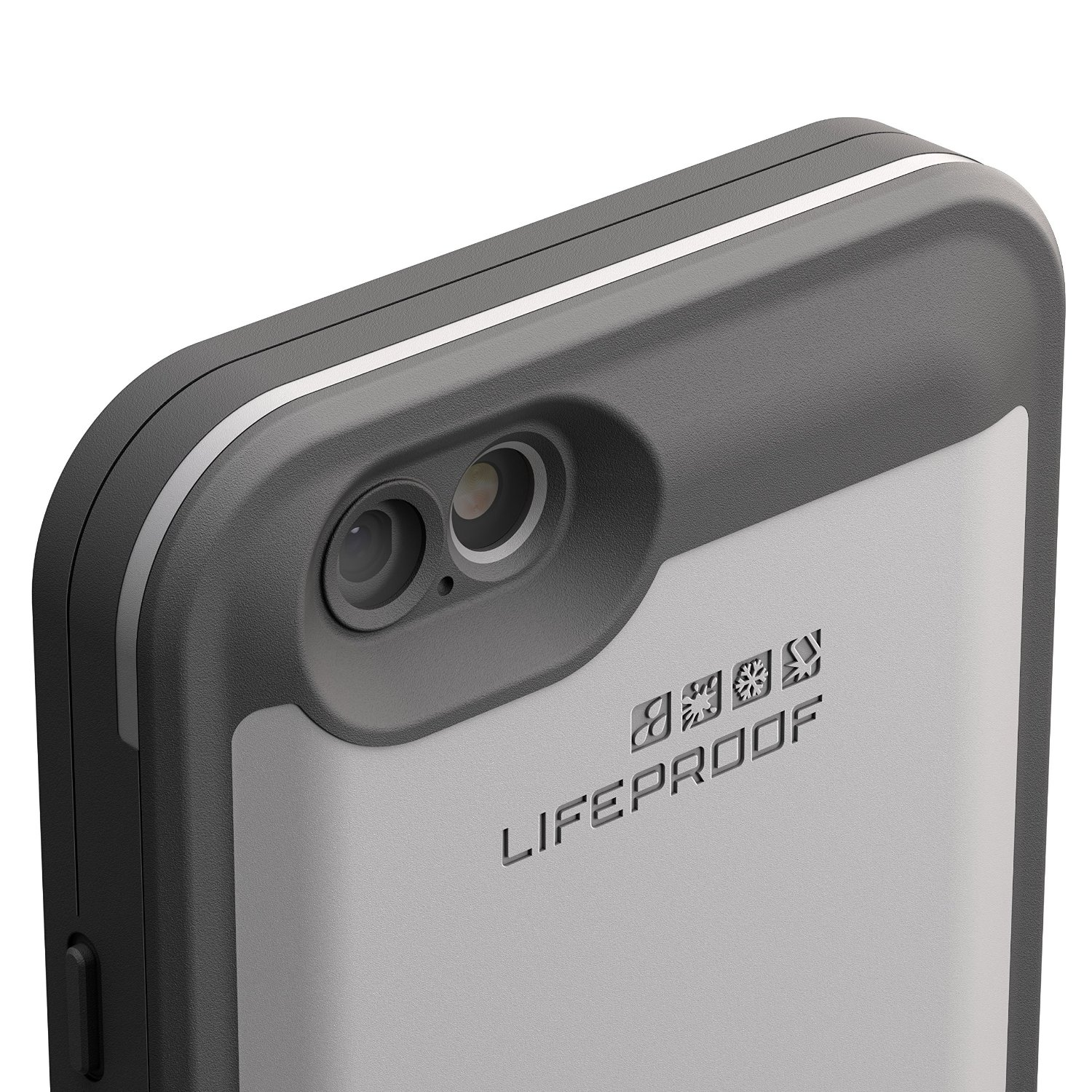 new product 2ec54 97384 LifeProof FRE POWER Waterproof Battery Case for iPhone 6 - White ...