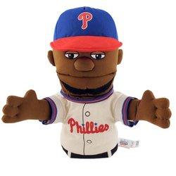 MLB Philadelphia Phillies Ryan Howard Hand Puppet