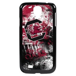 NCAA South Carolina Fighting Gamecocks Case for Samsung Galaxy S4 - Black