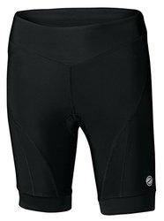 Elitta Women's Pro Italia Shorts, Black, Large