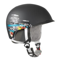Scott Trouble Rebel Mat Helmet - Black - Size: Small