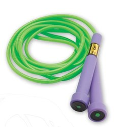 US Games Neon Speed Rope, 8-Feet, Green