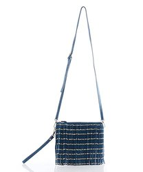 Shiraleah Women's Riley Cross-Body Daypack - Blue