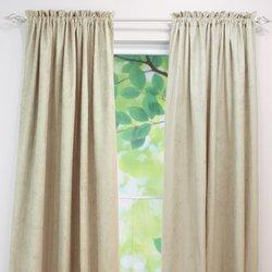 "Brite Ideas Living 54""x108"" Rod Pocket Curtain Panel - Oyster"
