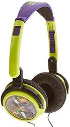 Sakar Teenage Mutant Ninja Turtles DJ Headphones - Green