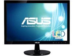 """ASUS  19.5"""" LED LCD Monitor (VS207T-P)"""