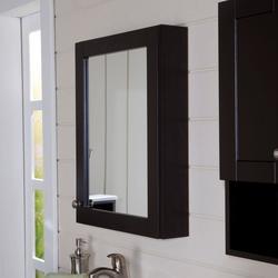 St Paul Del Mar Bathroom Suite With Medicine Cabinet Espresso