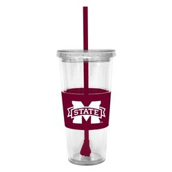 Boelter NCAA Mississippi State Bulldogs Insulated Tumbler - 22 oz