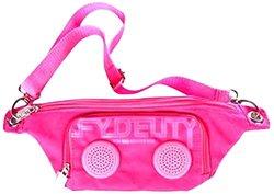 Fydelity Namesake BUMP BAG Shoulder Bag, Magenta