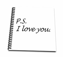 """db_163980_2 P.S I Love You Memory Book, 12 by 12"""""""