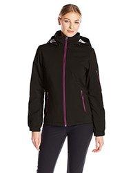 White Sierra Women's Select Stretch II Jacket - Black - Size: Small
