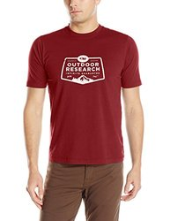 Outdoor Research Men's Bowser Tee - Redwood - Size: Small