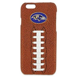NFL Baltimore Ravens Classic Football iPhone 6 Case - Brown