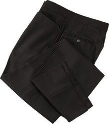 Smitty Women's Comfort Tech 100% Dacron Polyester Pants - Black - Size: 10