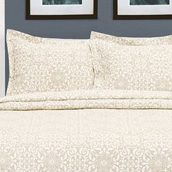 Lamont Limited LBBD4350102 Larissa Sham, Off White