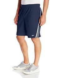 Speedo Men's Team Short, Navy, Small