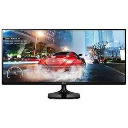 "LG 34"" UltraWide WFHD LED Gaming Monitor - Black (34UM57-P)"