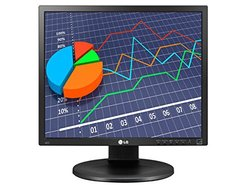 "LG 19"" LED LCD Monitor - Black (19MB35P-B)"