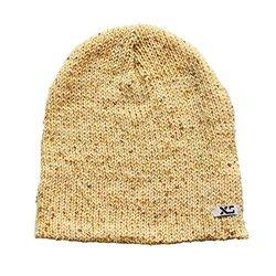 XS Helmets Beanie - Vanilla/Gold