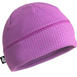 Turtle Fur Midweight Polartec Thermal Pro Grid Beanie - Ultra Violet
