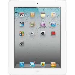 "Apple iPad 2 9.7"""" Tablet 32GB WiFi + Verizon 3G - White"" 123801"