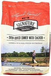 Hi-Tek LP Signature Series Chicken Oven Baked Dinner Dog Food - 5 Lb