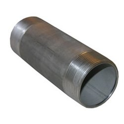 LASCO 32-2128 Stainless Steel Pipe Nipple with 2-Inch Male Pipe Thread