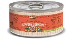 Merrick Classic 3.2-Ounce Small Breed Cowboy Cookout Dog Food - 24 Count