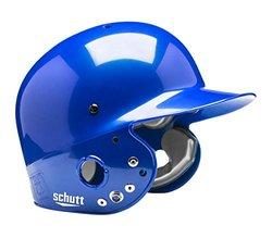 Schutt Sports Senior OSFM 2809 AIR PRO MAXX T Batter's Helmet, Royal Blue/Sigma