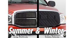 Fia WF921-20 Custom Fit Winter Front/Bug Screen