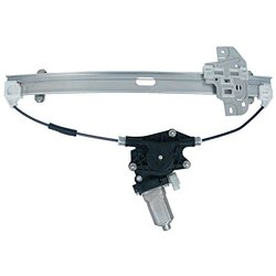 ACDelco Rear Driver Side Power Window Regulator with Motor (11A586)