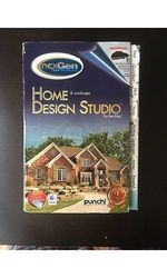 Punch Home and Landscape Design Studio Software for Mac 2010 (8070647)