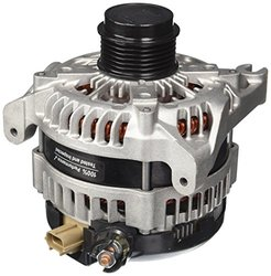 Quality-Built Premium Quality Alternator (15018)