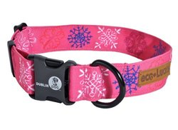 Dublin Dog Co Chrismas Berry Ice Collar, Medium